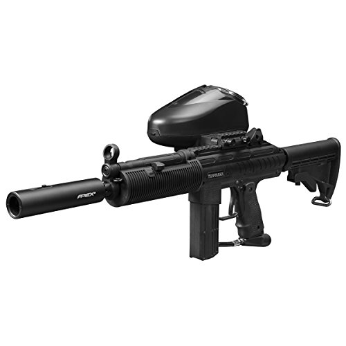 Stryker Auto - Tippmann Stryker MP2 Elite Paintball Marker - Black