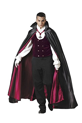 InCharacter Vampire Gothic Costume Adult X-Large