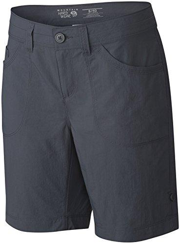 Mountain Hardwear Athletic Shorts - Mountain Hardwear Mirada Cargo Short - Women's Graphite 12