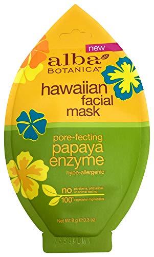Alba Botanica, Mask Enzyme Hawaiian Papaya, 0.33 Ounce