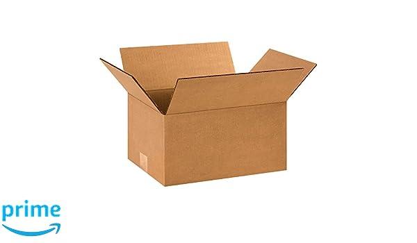11 x 9 x 6 Pack of 25 Kraft Tape Logic TL1196 Corrugated Boxes