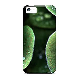 New Arrival Iphone 5c Cases Ladybug On Leaf Cases Covers