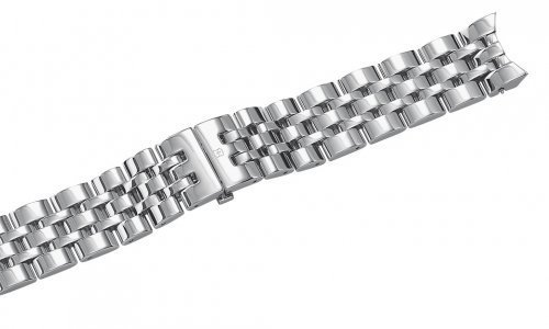 Swiss Army 15mm Alliance Stainless Steel Watch Bracelet