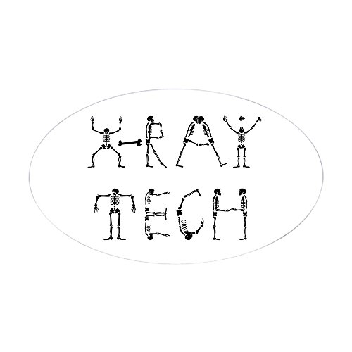 CafePress X Ray Sticker Bumper Decal