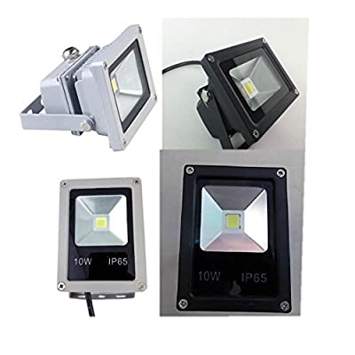 GLW 10W LED Flood light Outdoor Spotlights White RGB+IR Floodligt 12V 85V-265V
