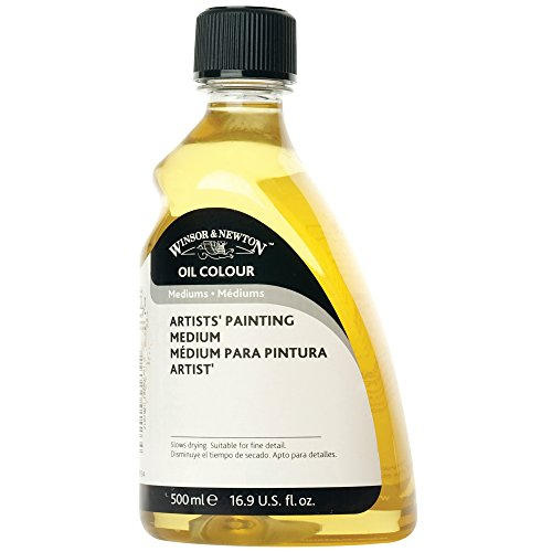 Winsor & Newton Artists' Painting Medium, 500ml