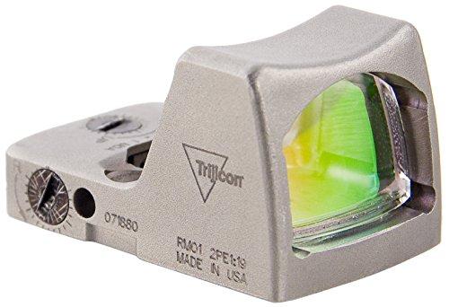 Trijicon RM01-C-700063 RMR 3.25 MOA LED Red Dot Sight, Nickel Boron