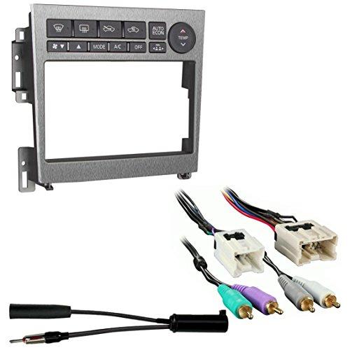 Metra 95-7605A Aftermarket Radio Installation Dash Kit by Metra (Image #1)
