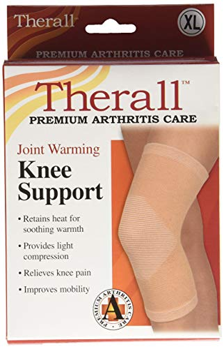 FLA Orthopedics Therall Joint Warming Knee Support, XLarge