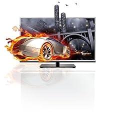 46 Zoll 3D LED-Backlight-Fernseher