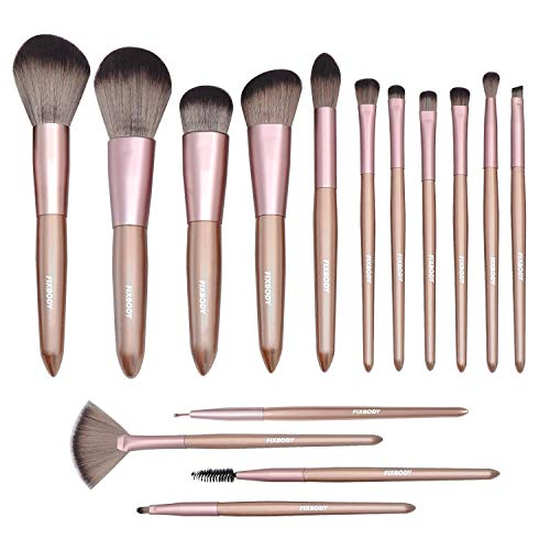 FIXBODY Makeup Brush Sets Synthetic product image