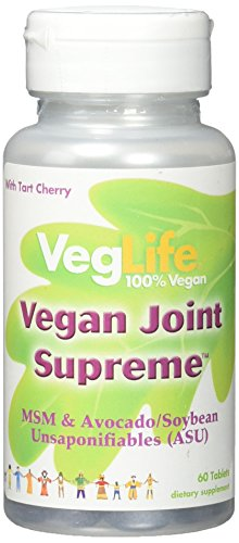 VegLife Joint Supreme Vegan Tablet, 60 Count