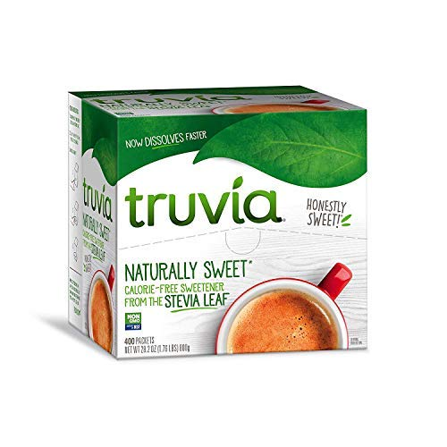 (Truvia Natural Sweetener, 400/Box)