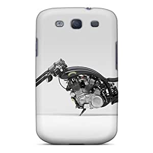 Tpu Shockproof/dirt-proof The Vincent Cover Case For Galaxy(s3)