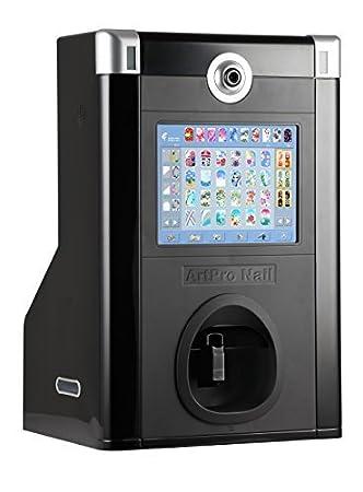 Impresora para uñas ArtPro-Nail Negra + Kit de inicio ...
