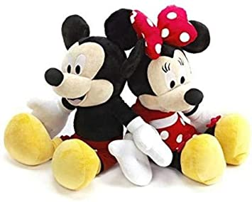 Wonderland Toys Minnie Mouse Soft Toy for Kids