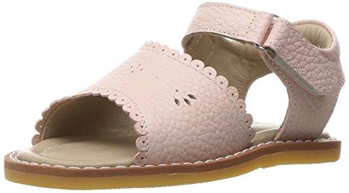 Elephantito Girls' Classic Sandal Floter Pink, 13 M US Little Kid