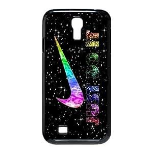 Christmas gifts Case NIKE logo Just Do It Logo SamSung Galaxy S4 I9500 Case WANGJING JINDA