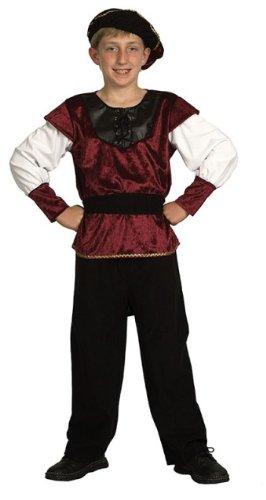 Tudor (Prince Fancy Dress Costume Child)