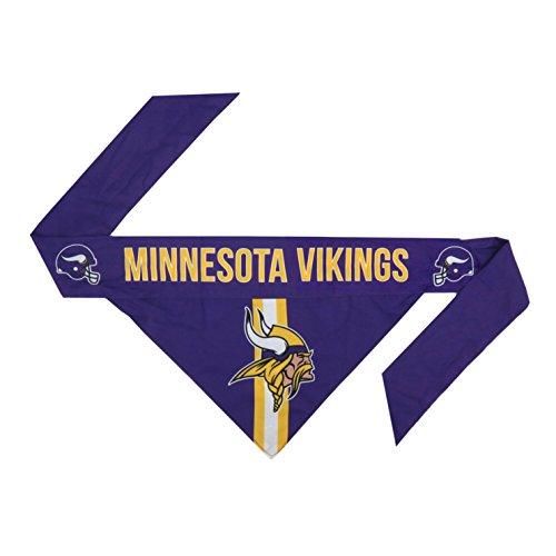 NFL Minnesota Vikings Pet Bandanna, Medium