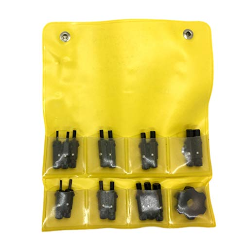 Chapman MFG G-Pack with Spinner Std. & Metric Hex Addition Pack All American Made Hand Tools