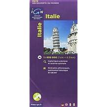 IGN EUROPE : ITALIE - ITALY