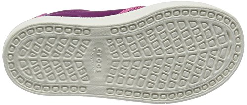 Crocs Kids' Citilane Novelty K Slip-on, Pink Palm, 12 M US Little Kid by Crocs (Image #3)