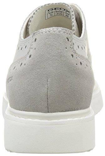 Geox Femme Thymar lt Basses Gris Sneakers Greyc1010 D B rfnrw