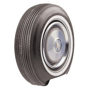 14 White Wall Tires - 7