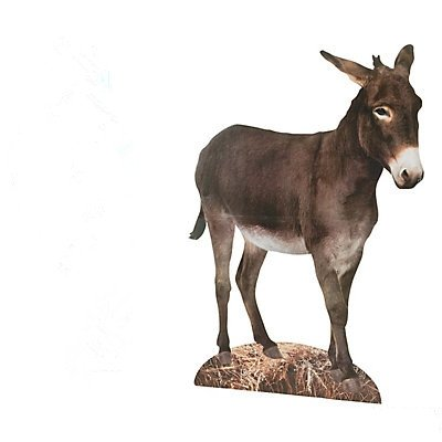 Donkey Nativity Stand-Up