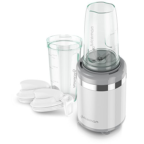 Cheap Juiceman JMB1000 Express Whole Juicer with 24oz. Portable Personal Blending Jars (2-Pack with Travel Lids)