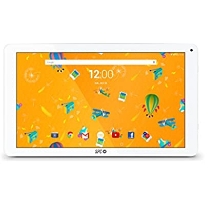 SPC BLINK 10 1 32GB White tablet tablets  25 6  10 1    1024 600 pixels  GB  GB  Android 7 0  White
