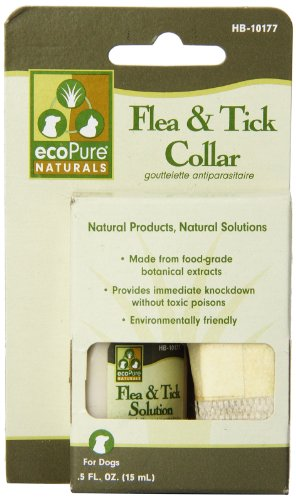 ecoPure Flea and Tick Collar