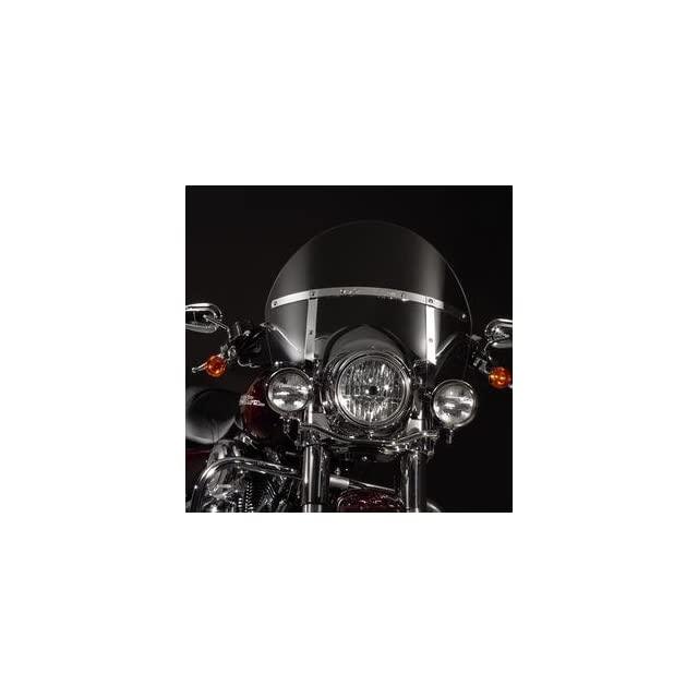 Switchblade Chopped Windshield Tinted   Harley Road King Classic Custom   NC N21440