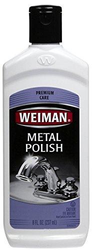 Weiman Multi Surface Metal Polish, 8 fl oz