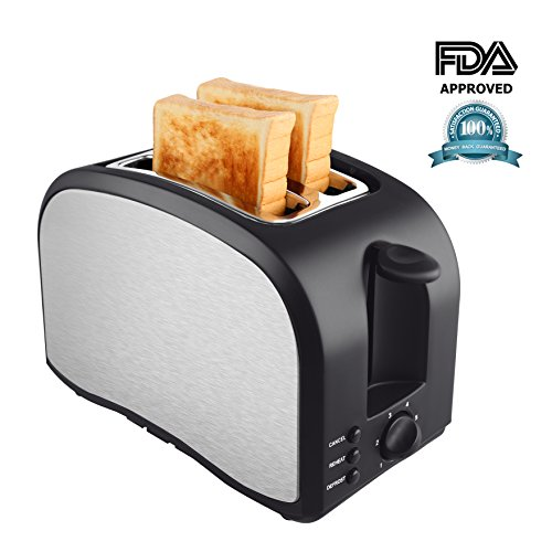 2 Slice Toaster Wide Slot Comp