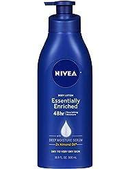NIVEA Essentially Enriched Body Lotion 16.9 fl oz