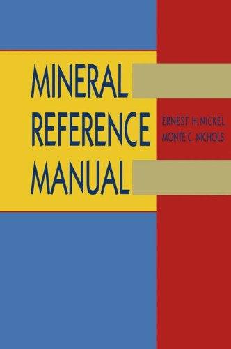 Mineral Reference Manual