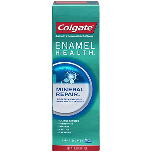 Colgate Enamel Mineral Remineralizing Toothpaste