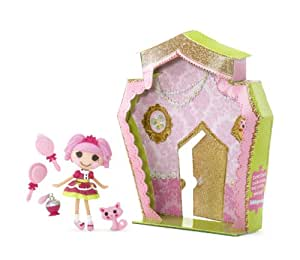 Lalaloopsy 3 Inch Mini Figure with Accessories Jewel Sparkles
