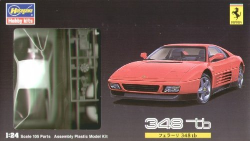Buy Hasegawa Ferrari 348 Tb Model Kit Online At Low Prices In India Amazon In