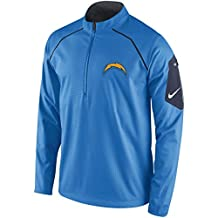 Nike San Diego Chargers Alpha Fly Rush Full-Zip Jacket (XL)