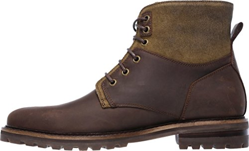 Mark Nason Skechers Hombre Briggs Boot, Marr�n / Tan