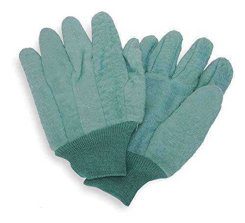 Chore Gloves, Fleece, L, Green, PR