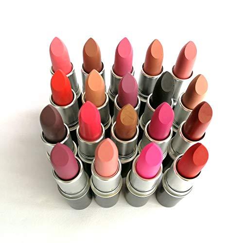 Brand Make Up Satin Matte Lipstick Ruby Woo PLEASE ME PERSISTENCE HONEY LOVE REBEL MYTH Velvet Teddy Mc Yg Batom Lipstick Lady Danger by GBMULZ (Image #2)