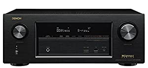 Denon Professional 7.2ch AV Surround Receiver with Wi-Fi, Bluetooth, Ethernet Connectivity and Rack Kit