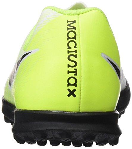 Nike Jungen Magista Ola Ii Fußballschuhe Weiß (White/black-volt-pure Platinum)