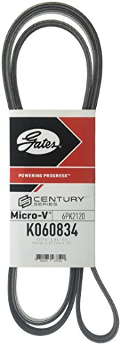 (Gates K060834 Serpentine Belt)