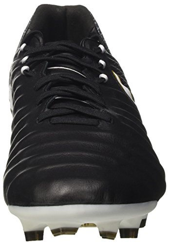 Tiempo Vivid FG Football Homme III Nike Noir black metallic Gold Black de Legacy White Chaussures dqTZ4