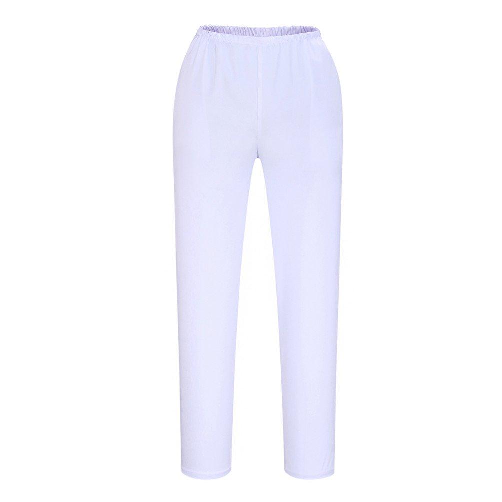 shane/&shaina Pantaloni da Lavoro Dottore lInfermiera Lungo Paragrafo